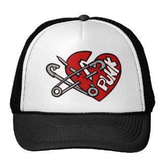 Punk Mesh Hat