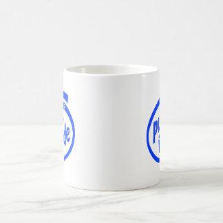 Punk Inside Classic White Coffee Mug