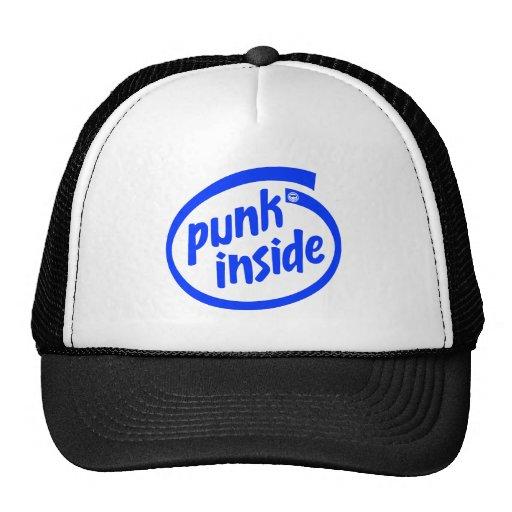 Punk Inside Trucker Hat