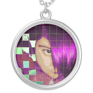 Punk is Color Personalized Necklace