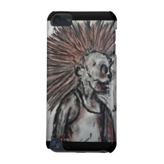 Punk is Undead iPod Touch 5G Case