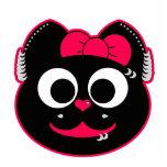 Punk KiKi Kitty Acrylic Cut Outs