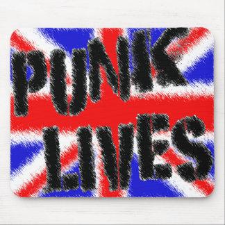 Punk Lives Mousepad