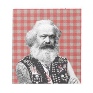 Punk Marx Notepad