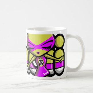 Punk Mascot Coffee Mug