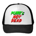 Punk no muerto gorro