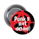 ¡Punk no muerto! Pin