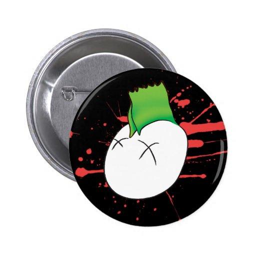 punk pin redondo 5 cm