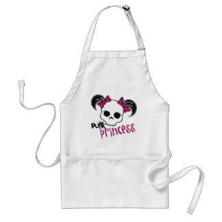 Punk Princess Adult Apron
