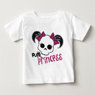 Punk Princess Baby T-Shirt