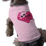 Punk Princess Dog Sweater Dog T Shirt