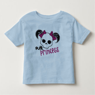 Punk Princess Toddler T-shirt