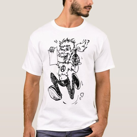 Punk Rebel T-Shirt