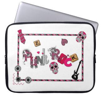 Punk Rock (1) Laptop Sleeve