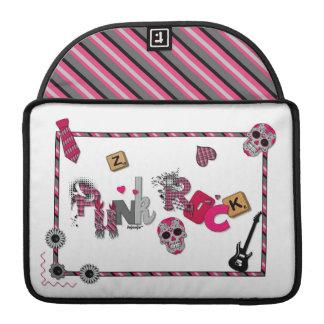 Punk Rock (1) MacBook Pro Sleeve