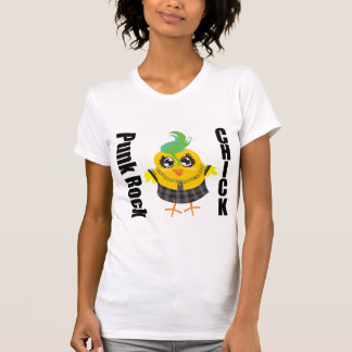 Punk Rock Chick Tshirts