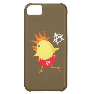 Punk Rock Chicken Cover For iPhone 5C