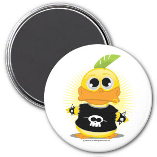 Punk Rock Duck Magnet