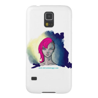 Punk Rock Girl for Galaxy Case For Galaxy S5