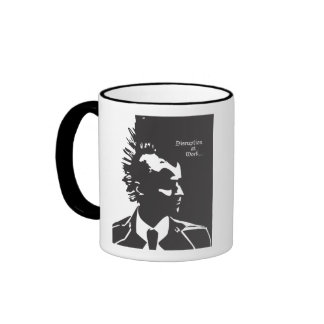 Punk Rock Mug
