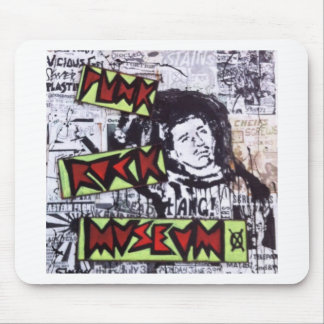 Punk Rock Museum by Sludge Mouse Pad