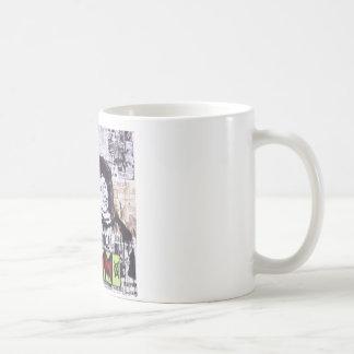 Punk Rock Museum by Sludge Classic White Coffee Mug