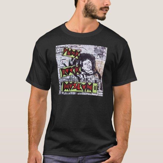 Punk Rock Museum by Sludge T-Shirt
