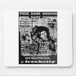 Punk Rock Museum @ Freak City Mouse Pad