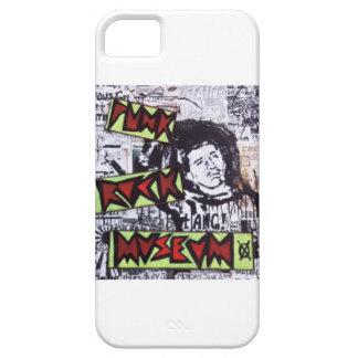 Punk Rock Museum Jess Fixx Tribute iphone 5 case