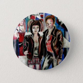 punk rock music fashion image button