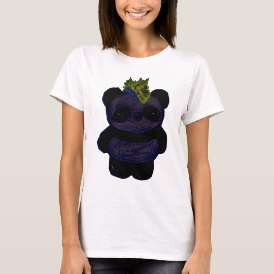 Punk Rock Panda 2 T-Shirt
