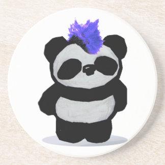 Punk Rock Panda Coaster