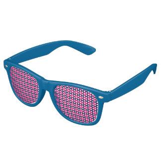 Punk Rock Preppy Wayfarer Sunglasses