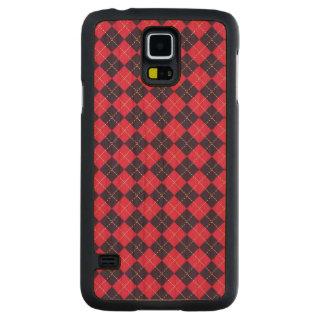 Punk Rock Preppy Carved® Cherry Galaxy S5 Case