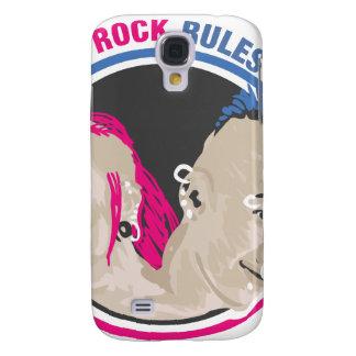 Punk Rock Rules Samsung Galaxy S4 Case