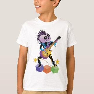 Punk Rock Skull T-Shirt