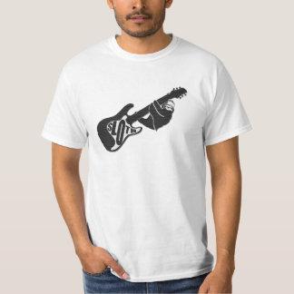 Punk rock sloth brick textures tee shirt