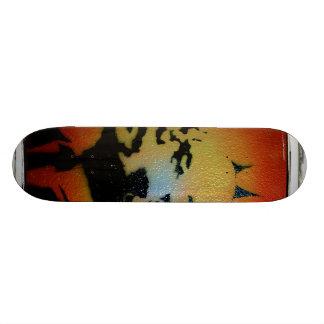 Punk Rock Stalin Skate Board Decks