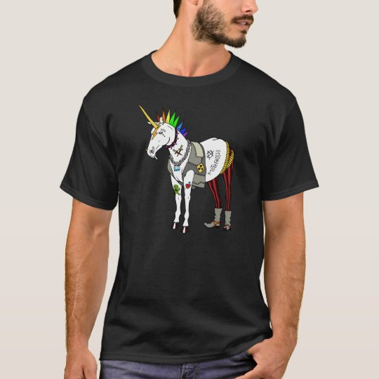 Punk T-Shirts & Shirt Designs | Zazzle