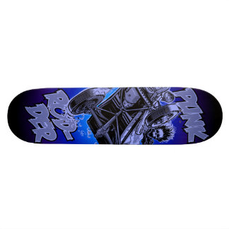 Punk Rodder Custom Skate Board