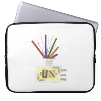 Punk Room Diffuser 15 Inch Laptop Sleeve