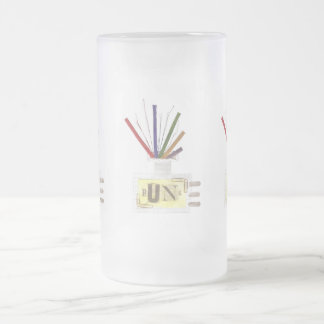 Punk Room Diffuser Frosted Jug Frosted Glass Beer Mug
