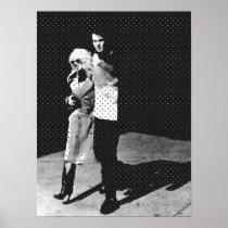 Punk *Sid-Nancy* Poster