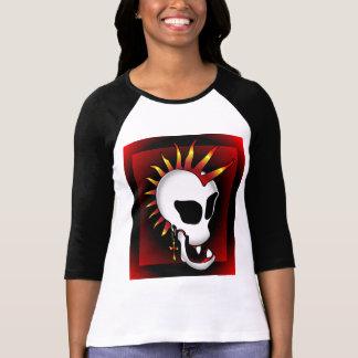 PUNK SKULL-3 T-Shirt