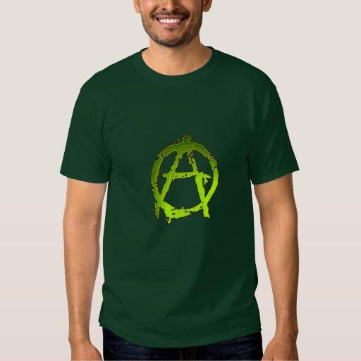 Punk-Snot de la anarquía Camisas