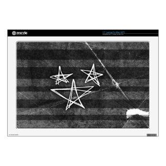 """Punk Stars Skins For 17"""" Laptops"""