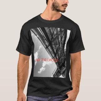 Punk Style Steel Bridge T-shirt