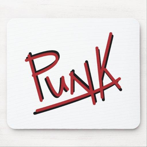 Punk Tapete De Ratón
