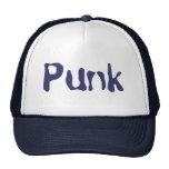 Punk Trucker Hat