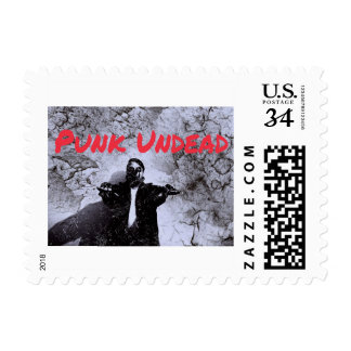 Punk Undead Stamps